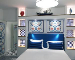 Blu room - Maison Lauren